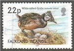 Falkland Islands Scott 834 Used