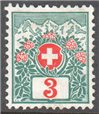 Switzerland Scott J36 Mint