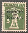 Switzerland Scott 2-O-6 Used (P)