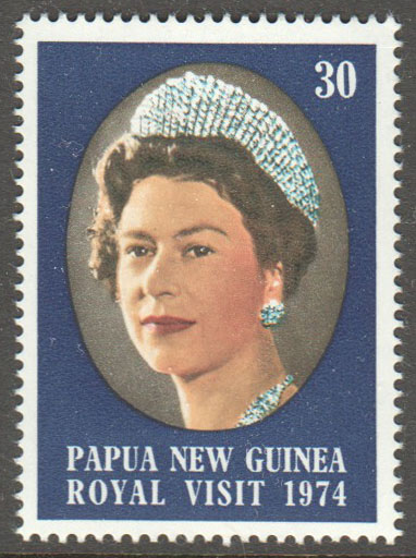 Papua New Guinea Scott 398 MNH
