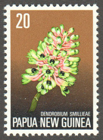 Papua New Guinea Scott 404 MNH