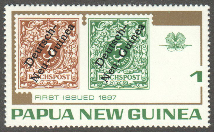 Papua New Guinea Scott 389 MNH
