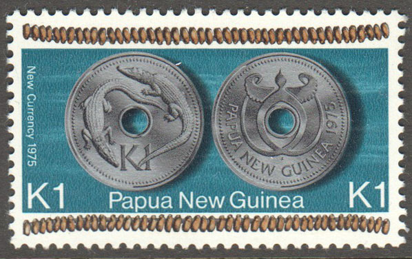 Papua New Guinea Scott 414 MNH