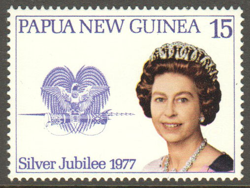 Papua New Guinea Scott 463 MNH