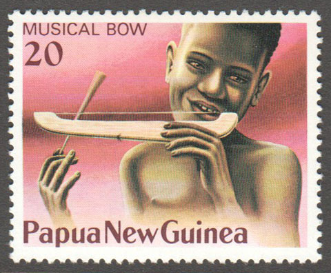 Papua New Guinea Scott 492 MNH