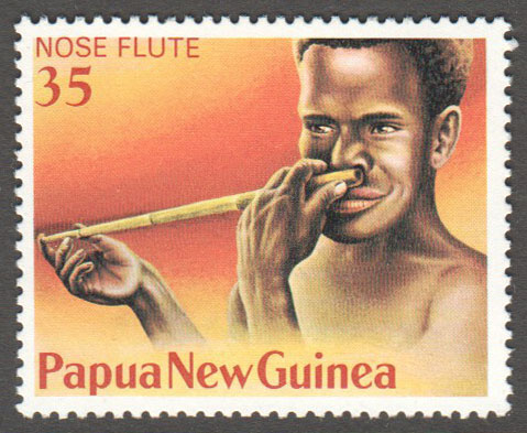 Papua New Guinea Scott 494 MNH