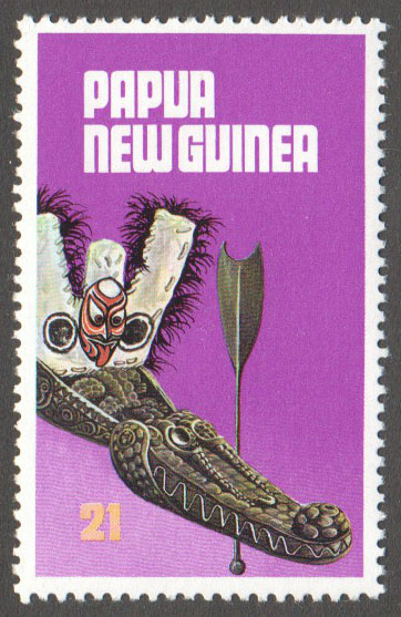 Papua New Guinea Scott 496 MNH