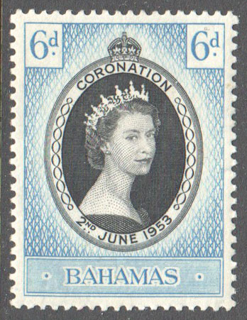 Bahamas Scott 157 Mint