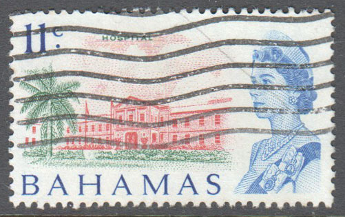 Bahamas Scott 259 Used