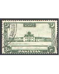 Pakistan Scott 50 Used