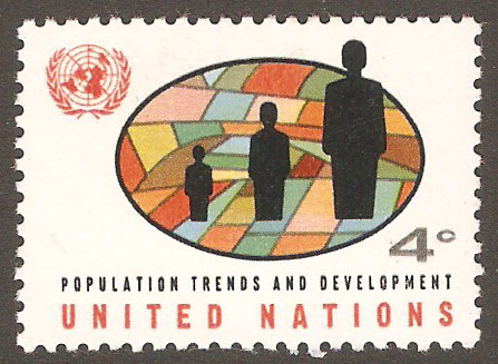 United Nations New York Scott 151 Mint