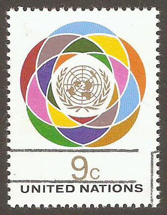 United Nations New York Scott 269 Used