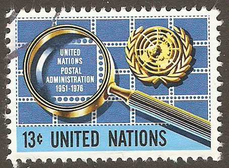 United Nations New York Scott 278 Used
