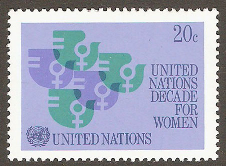 United Nations New York Scott 319 MNH