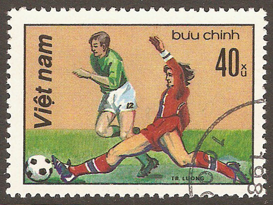 N. Vietnam Scott 1183 Used