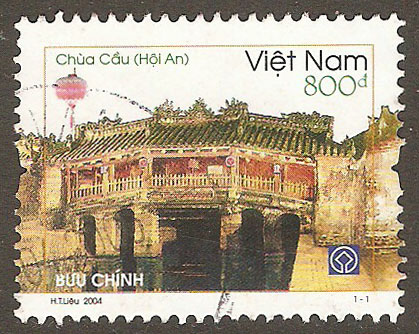 N. Vietnam Scott 3237 Used