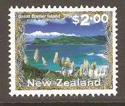 New Zealand Scott 1638 Used
