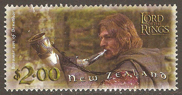 New Zealand Scott 1755 Used