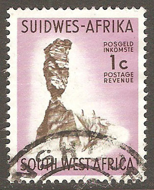 South West Africa Scott 267 Used