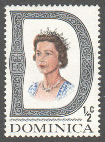 Dominica Scott 268 Mint