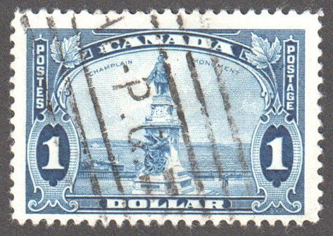 Canada Scott 227 Used F - Click Image to Close