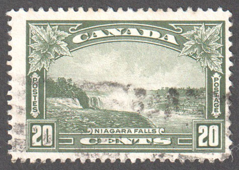 Canada Scott 225 Used F - Click Image to Close