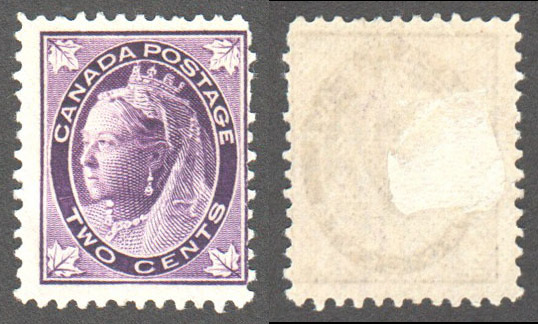 Canada Scott 68 Mint F (P) - Click Image to Close