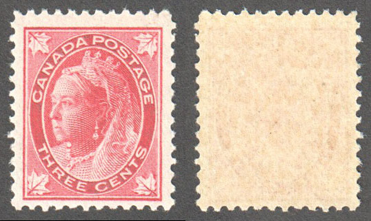 Canada Scott 69 Mint VF (P) - Click Image to Close