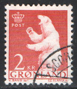 Greenland Scott 63 Used - Click Image to Close
