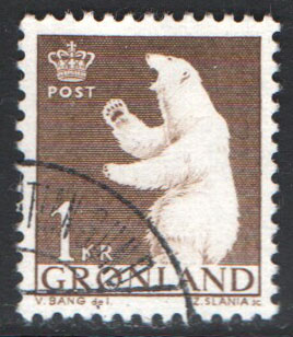 Greenland Scott 62 Used - Click Image to Close