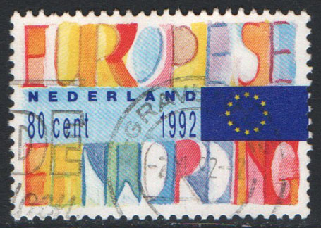 Netherlands Scott 817 Used - Click Image to Close