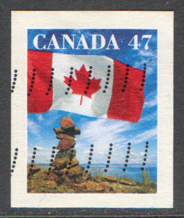Canada Scott 1700 Used - Click Image to Close