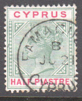 Cyprus Scott 28 Used - Click Image to Close