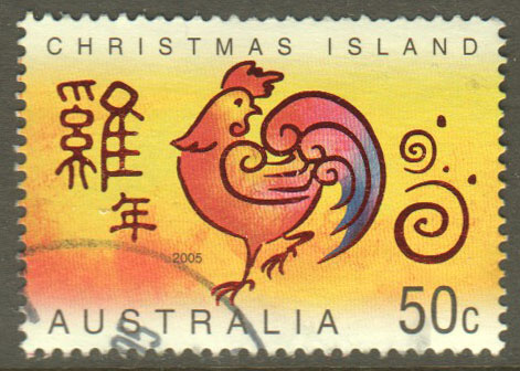 Christmas Island Scott 449 Used - Click Image to Close