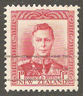 New Zealand Scott 227 Used - Click Image to Close