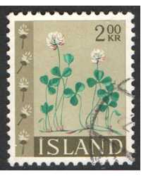 Iceland Scott 366 Used - Click Image to Close
