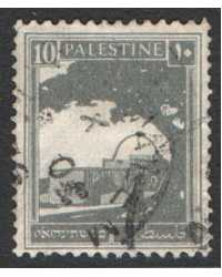 Palestine Scott 73 Used
