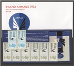 Great Britain 2014 BPMA Inland Airmail 1934 Post & Go Presentation Pack