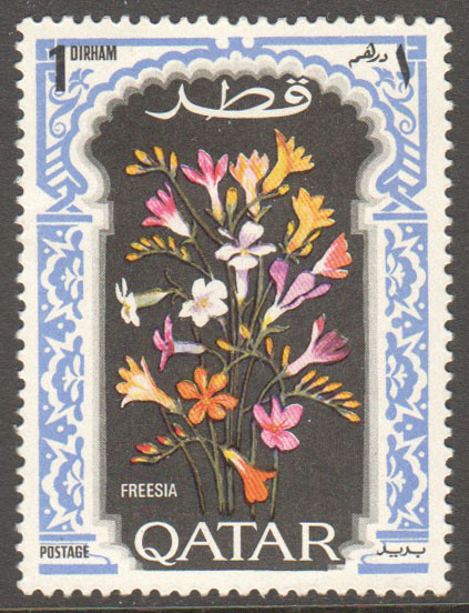 Qatar Scott 214 Mint
