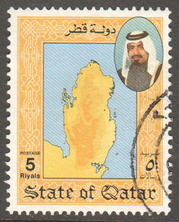 Qatar Scott 800 Used