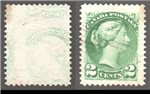 Canada Scott 36dVar Used VF (P)