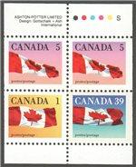 Canada Scott 1189c MNH