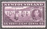 Newfoundland Scott 243 Mint F (P13.7)