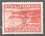 Newfoundland Scott 259 Used VF