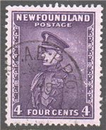 Newfoundland Scott 188 Used VF