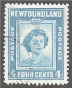 Newfoundland Scott 269 Used VF