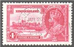 Newfoundland Scott 226 Used VF