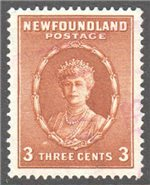 Newfoundland Scott 187 Used VF
