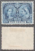 Canada Scott 54 Mint