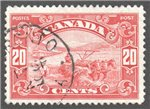 Canada Scott 157 Used VF